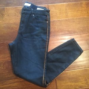 Jessica Simpson High Rise Ankle Jeans Size 29